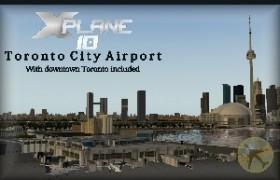 Toronto City Airport & Downtown Toronto for X-Plane 10 (Windows & Mac)